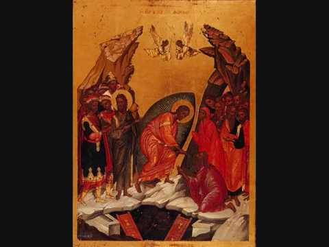 THEODOROS VASSILIKOS- Liturghia Invierii HERUVICUL
