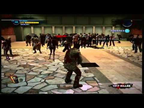 DEAD RISING 2 SECRET COMBO AND TAPE IT OR DIE ACHIEVMENT GUIDE