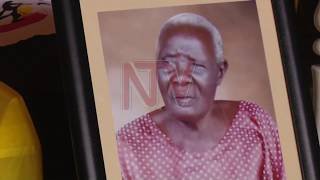 Parliament has paid tribute to Mary Luwum, the widow of former
