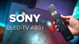 Sony Bravia XR A80J im Test: Dieser OLED-TV ist ganz großes Kino! | deutsch