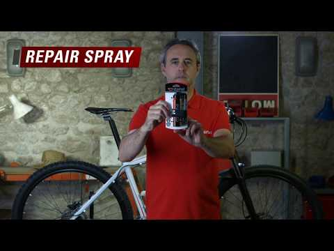 Zéfal | Anwendung des Pannensprays Repair Spray