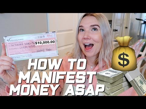 How I Saved $10,000 | Law of Attraction Success | GIRLBOSS GUIDE