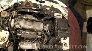 1998 Honda Civic Engine Part 1 - EricTheCarGuy