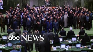 Mourners in Iran vow revenge for Soleimani's death | Nightline