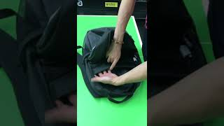 Рюкзак Andro FRASER красный черный