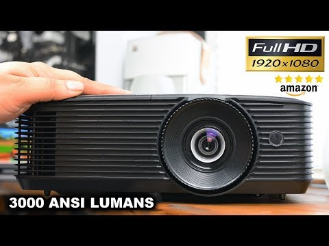 Best $500 Amazon Projector In 2018 – Optoma HD143X Full Review