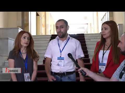 Ալեն Սիմոնյանը խոստացել է քննարկել լրագրողների պահանջն ու առաջարկել լուծում