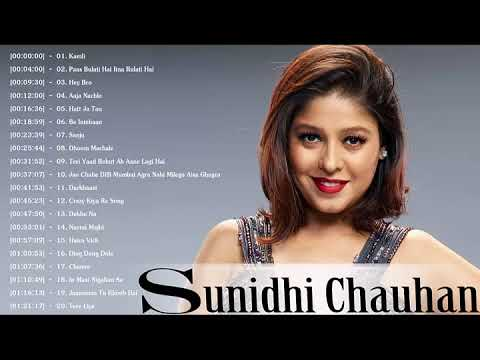 Best Of Sunidhi Chauhan | Bollywood Super Hit Songs 2018 Mp3