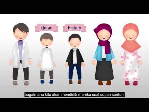 [Kartun Islami] Temukan Minatmu Dan Berikan Kontribusi - Nouman Ali Khan