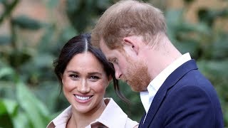 'Massive change' as Harry and Meghan drop HRH titles