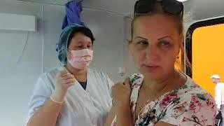 """Новости Тулы: вакцинация от гриппа в ТРЦ """"Макси"""""""
