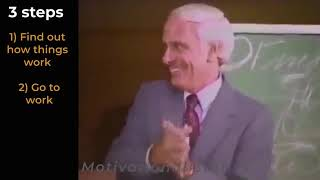 how to improve your life with jim rohn