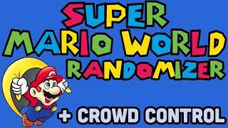 Super Mario World (Randomizer with Crowd Control)