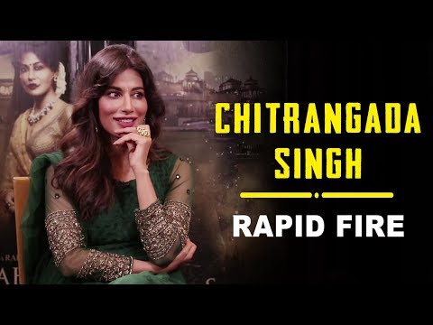 RAPID FIRE! Ravishing Chitrangada Singh Reveals Wo