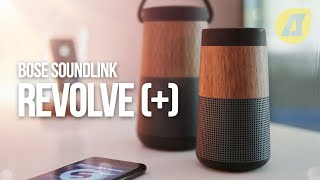 Bose Revolve & Revolve Plus Review: Bester 360° Bluetooth Lautsprecher? - Deutsch
