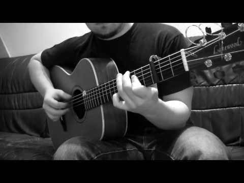 John Williams - Cantina Band Theme (Fingerstyle Cover by Berni Ritt)