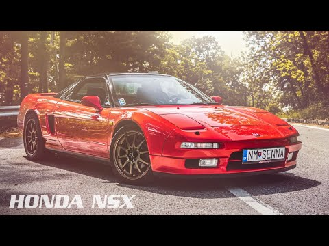 Honda NSX NA1 is a dream car | volant.tv