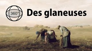 The Gleaners 360 degree painting (with sound)