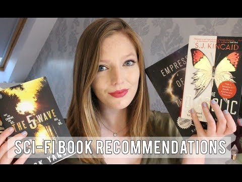 Top 5 Sci-Fi Recommendations! | AD | The Book Belle