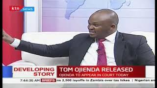 Why police released Professor Tom Ojienda from custody