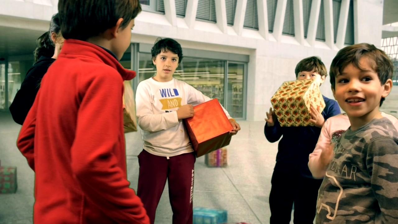 Ayudantes de Papa Noel
