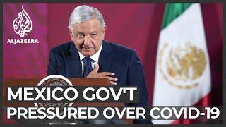 Coronavirus in Mexico: President blamed for slow reaction to outbreak