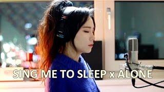 Gambar cover Alan Walker - Alone & Sing Me To Sleep ( MASHUP cover by J.Fla )