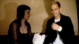 Interview with Coldrain (ENGLISH) - Masato Chubby Bunny!
