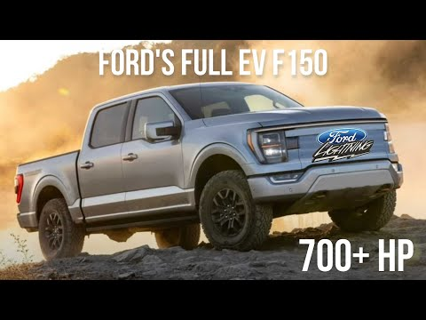 The 2022 Ford F150 Lightning Will Be FASTER And MORE POWERFUL Than The Raptor R!