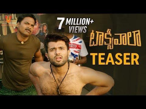 Taxiwaala Movie Teaser | Vijay Deverakonda | Priyanka Jawalkar | Malavika Nair |