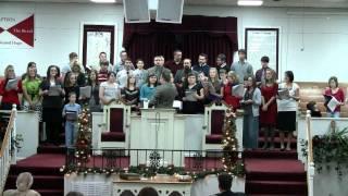 Dogwood Valley Baptist Church Youth Choir 12/19/2010