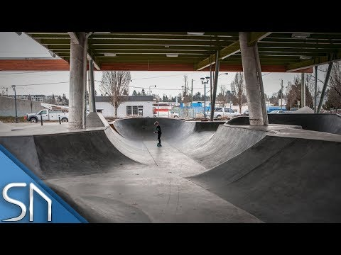 Session Atlas - BC - Surrey Chuck Bailey Skate Park