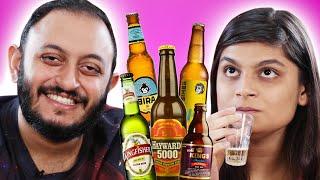 We Taste Test Indian Beers   BuzzFeed India