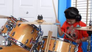 Mark Ronson ft. Bruno Mars - Uptown Funk (Drum Cover)
