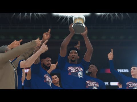 NBA 2K19 My Career EP 79 - Kyrie Lied! Another Alpha Dog! CFG4