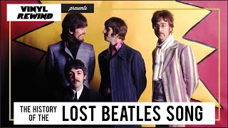 Lost Beatles Song - The History of Carnival of Light | Vinyl Rewind