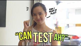 Can Test Ah?