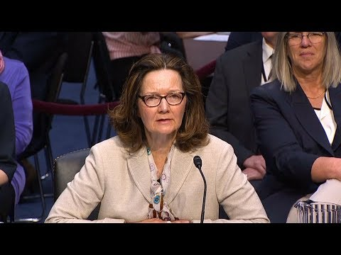 If Gina Haspel Is Confirmed at CIA, the U.S. Would Be Giving Other Nations Green Light to Torture