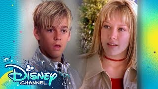 Lizzie McGuire Meets Aaron Carter 💋 | Throwback Thursday | Lizzie McGuire | Disney Channel