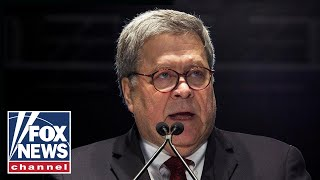 "AG Bill Barr Speaks About The Damage to Our Nation From The ""Resistance""…"