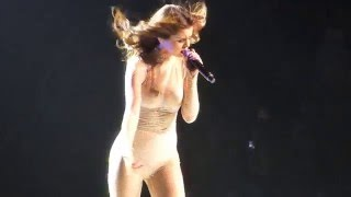 Selena Gomez = Come & Get It - Sober = #Winnipeg MTS Center - Revival Tour Live 2016