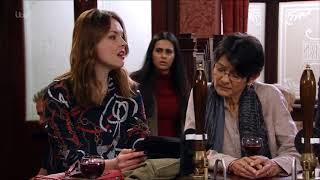 Coronation Street - Tracy Can't Sympathise With Eileen