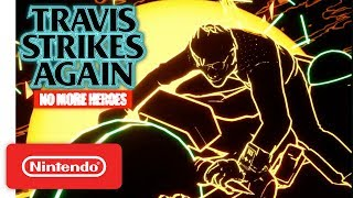 Travis Strikes Again: No More Heroes - Golden Dragon GP Trailer - Nintendo Switch