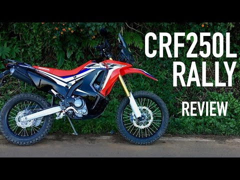 2017 CRF250 Rally - Review
