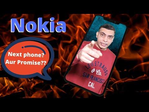 Nokia's Next Smartphone?