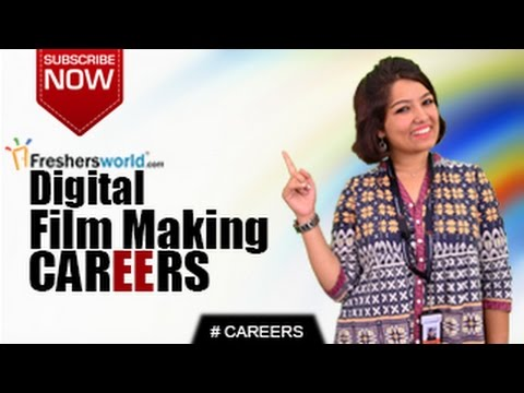 CAREERS IN DIGITAL FILM MAKING – Certification course,Mass ...