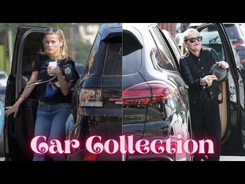 Reese Witherspoon cars collection ★ 2020