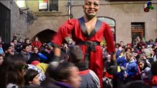 preview picture of video 'CARNAVAL DE SOLSONA 2014'