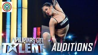 Pilipinas Got Talent Season 5 Auditions: Celine Venayo - Pole Dancer
