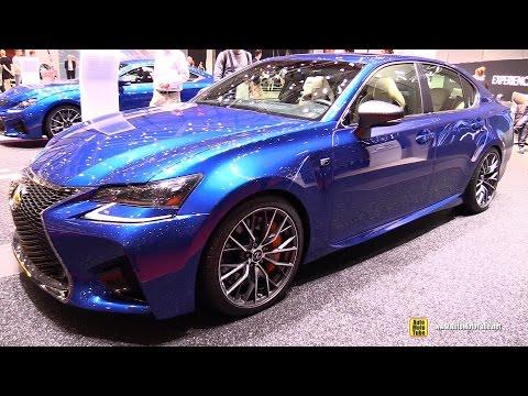 Lexus  Gs 200t Седан класса E - рекламное видео 3